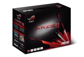Видиокарта ASUS Ares2-6GD5 нового поколения быстрее,холоднее,лучше.